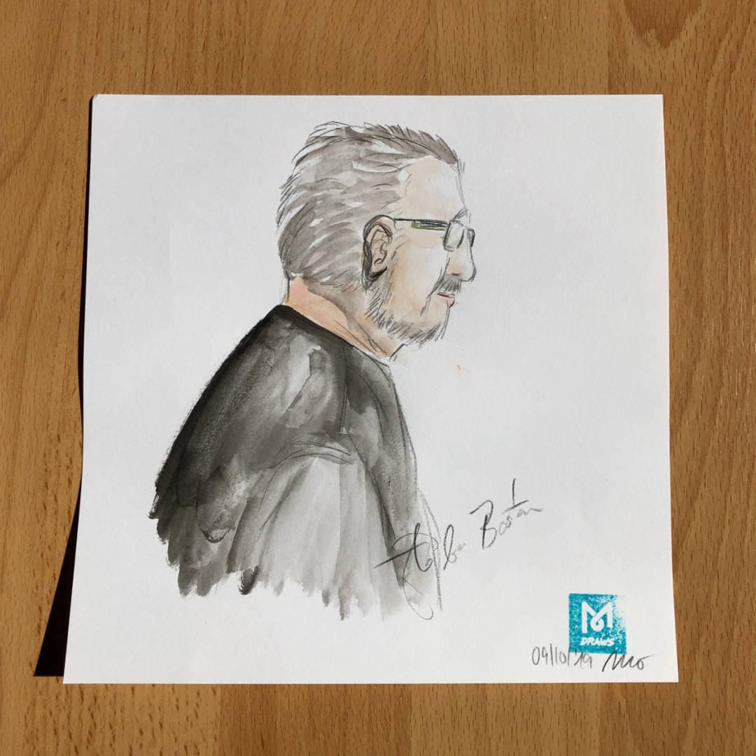 Illustration Steve from Boston